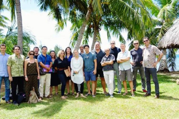 seasteading participants