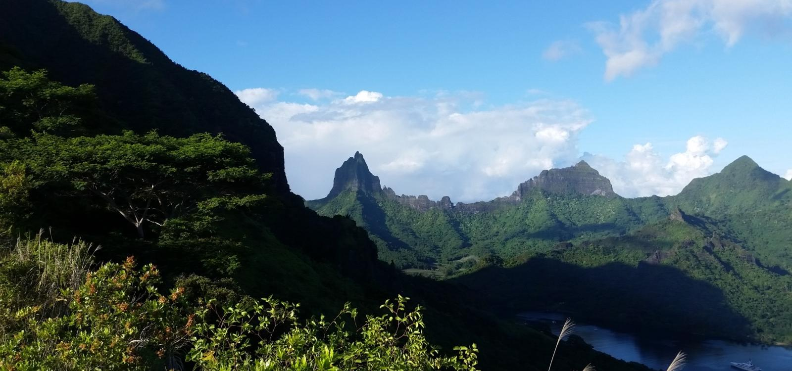 info about Moorea